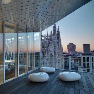wood-plastic composite decking