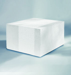 cellular concrete block / for walls