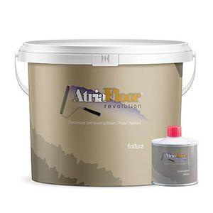 self-leveling flooring / liquid epoxy resin / industrial / natural oil