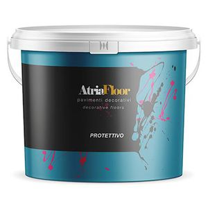 protective coating / finishing / interior / for walls