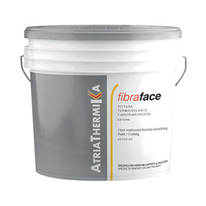 decorative paint / heat-reflective / for walls / for facade