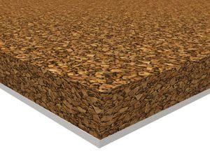 cork core two-component insulation board