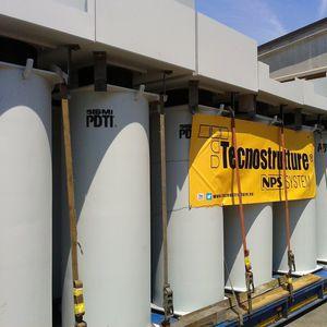 anti-seismic prefabricated pillar