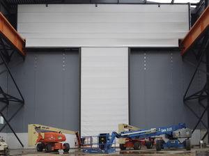 sectional industrial doors