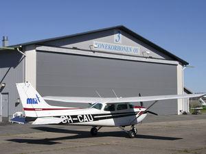 hangar industrial doors