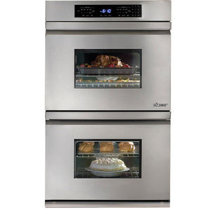 electric oven / built-in / double / built-in