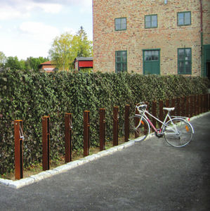 steel bike rack / for public spaces