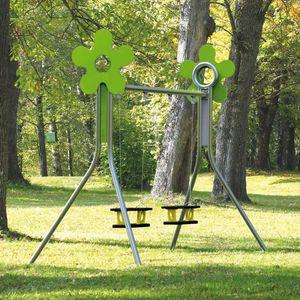 polyethylene swing