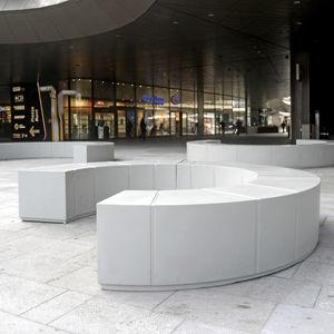 original design public bench