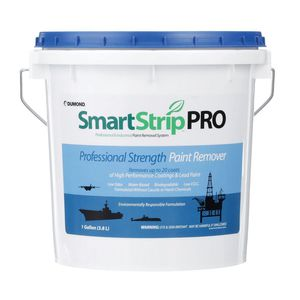 concrete paint remover / for wood / for metal / for bricks