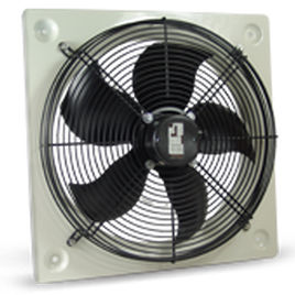 Axial Exhaust Fan Ring Plate Series Fantech Ceiling