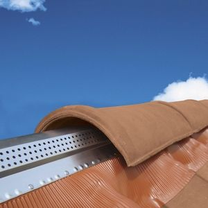 ventilated covering element