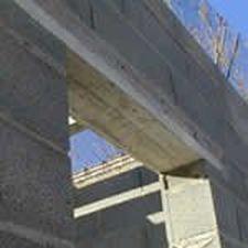 concrete pre-lintel
