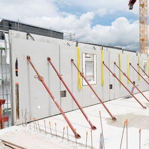 precast concrete precast double wall
