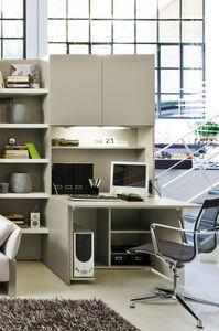 contemporary computer cabinet / home