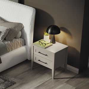 traditional bedside table