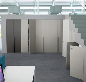 office storage wall
