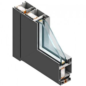 aluminum door profile