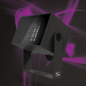 IP66 floodlight / LED RGBW / LED / for public spaces