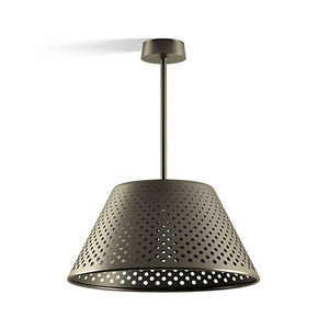 pendant downlight / outdoor / LED / round