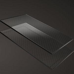 laminated glass panel