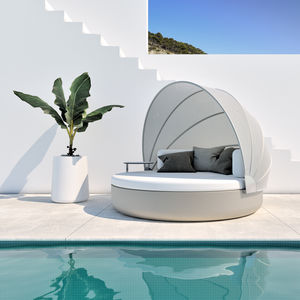 contemporary daybed / fabric / polyethylene / garden