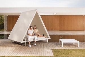 contemporary sun lounger