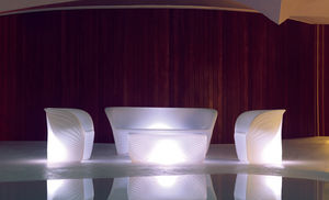 organic design coffee table