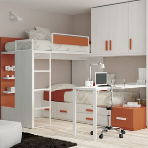 Corner Bunk Bed Touch 45 Ros 1 S A
