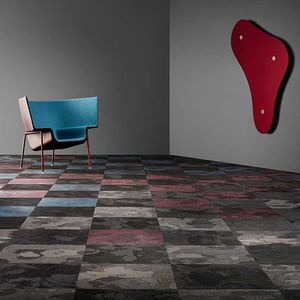 woven flooring / vinyl / interior / FloorScore®-certified