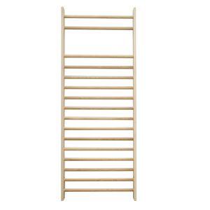 wooden wall bars
