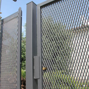 industrial fence / wire mesh / steel