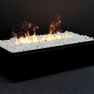 3-sided fireplace insert