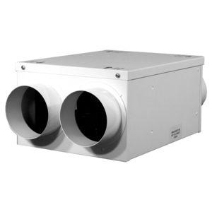 dual-flow ventilation unit