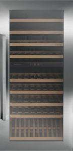 free-standing wine cabinet