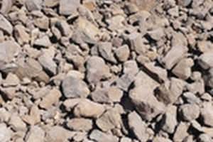 standard gravel / external / crushed / rolled