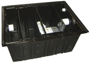 polyethylene grease trap