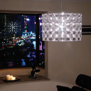 contemporary lampshade / polycarbonate