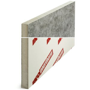 thermal insulation / polyisocyanurate (PIR) foam / polypropylene / for flat roofs