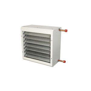 electric air heater / wall-mounted / ceiling-mounted
