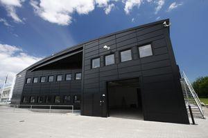 prefab building / modular / individual / concrete