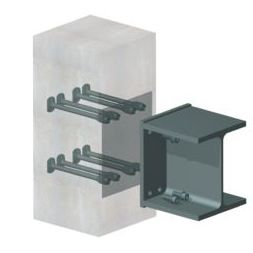 steel anchoring system