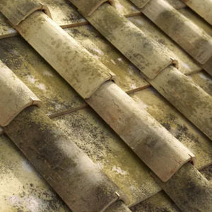 Yellow roof tile - All architecture and design manufacturers