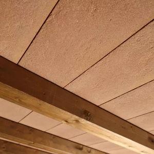terracotta slipblock / for false ceilings / thermal break