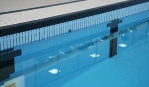 public pool movable floor