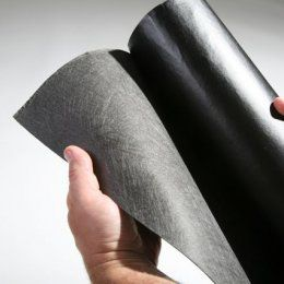 polypropylene root barrier
