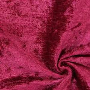 curtain fabric / plain / FR polyester / washable