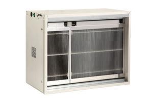 electrostatic air purifier / free-standing / indoor / industrial