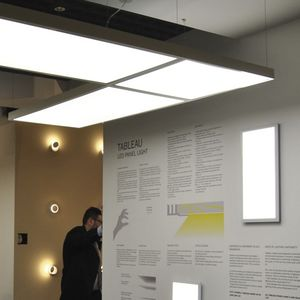 ceiling LED panel / wall-mounted / dimmable / modular