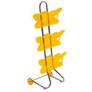 contemporary magazine rack / tertiary / Plexiglas®